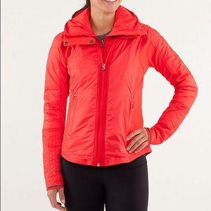Lululemon bundle up and run jacket!